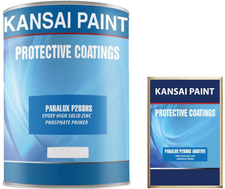 Sơn Kansai sơn lót epoxy Paralux p268
