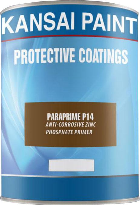 Sơn Kansai Sơn chịu nhiệt sơn lót epoxy Paraprime P14