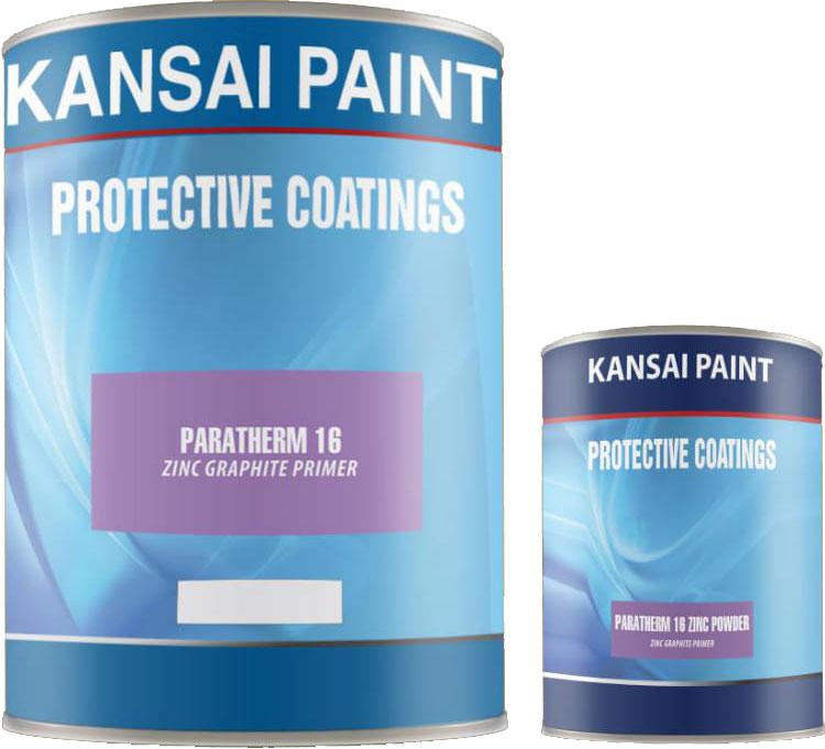 Sơn Kansai Sơn chịu nhiệt sơn lót epoxy Paraprime P16