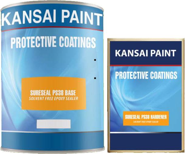 Sơn Kansai sơn lót epoxy Sureseal PS38
