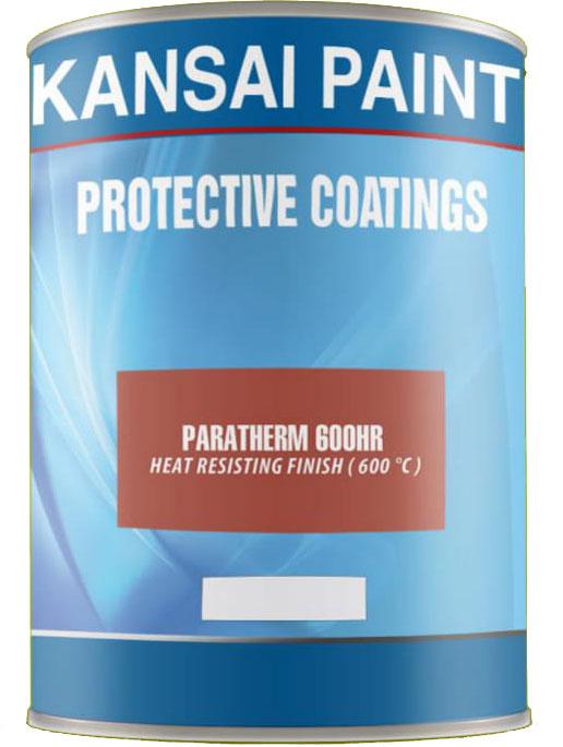 Sơn Kansai Sơn chịu nhiệt sơn phủ epoxy Paratherm 600HR