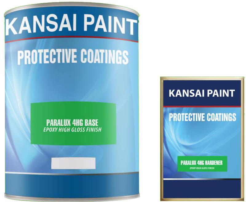 Sơn Kansai sơn phủ epoxy Paralux 4HG