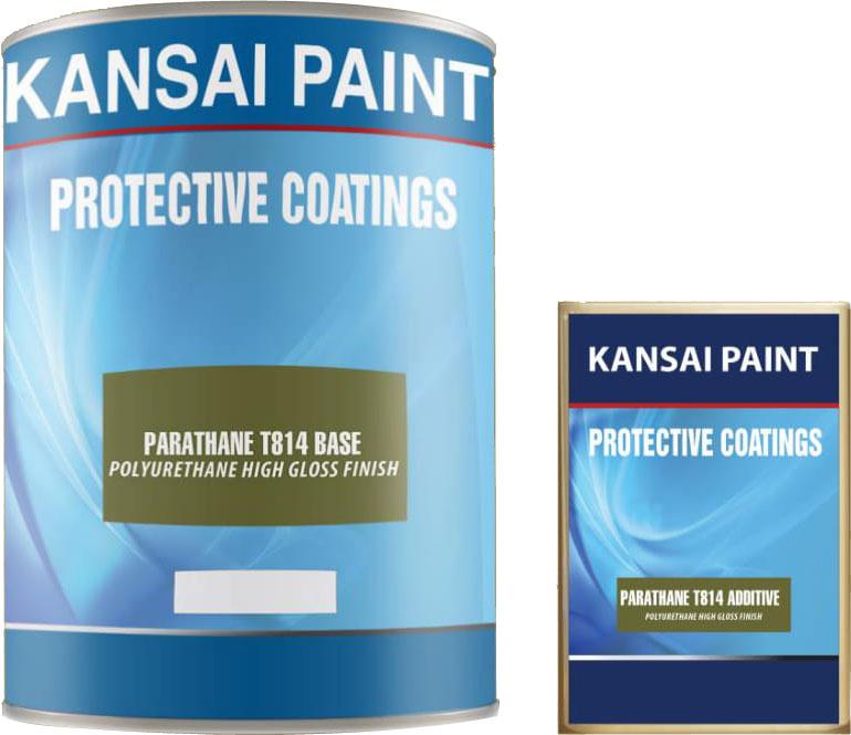 Sơn Kansai sơn lót epoxy Parathane T814
